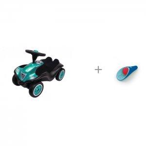 Каталка  Машинка Bobby Car Next и комплект совочков с мячом Cuppi Quut BIG