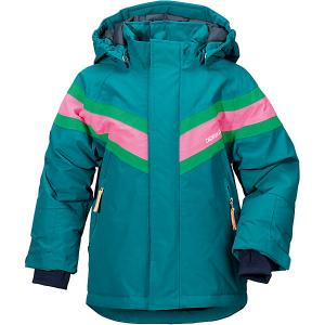 Утепленная куртка Didriksons Safsen DIDRIKSONS1913. Цвет: голубой