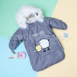 Комбинезон для новорожденных Just Silver Pecorella