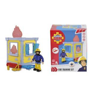 Игровой набор  Маленькая тренировочная база Пожарный Сэм