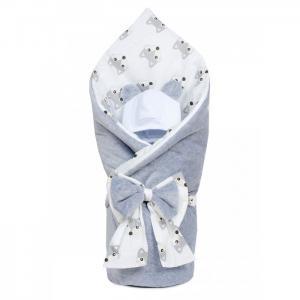 Конверт-одеяло на выписку Флаффи Лисички Чудо-чадо