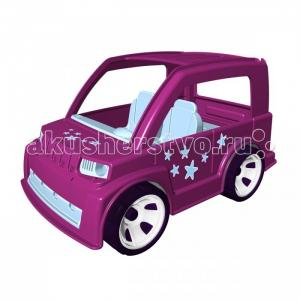 Автомобиль с девочкой-модницей Multigo
