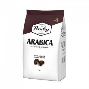 Кофе Arabica зерно 1 кг Paulig