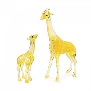 Головоломка Два жирафа Crystal Puzzle