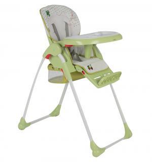 Стульчик для кормления  BH-435, цвет: зеленый Selby