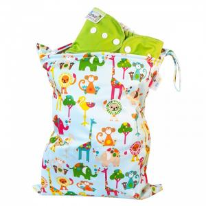 Непромокаемая сумка Зоопарк GlorYes