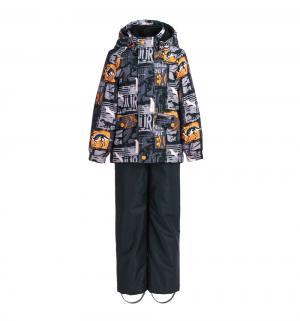 Комплект куртка/брюки  Ти-Рекс, цвет: черный Premont
