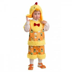Карнавальный костюм Цыплёнок Миня Jeanees