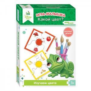 Развивающая игра  Какой цвет ? Step Puzzle