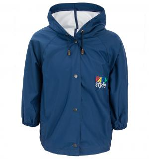 Куртка  Защитный, цвет: синий Babystyle