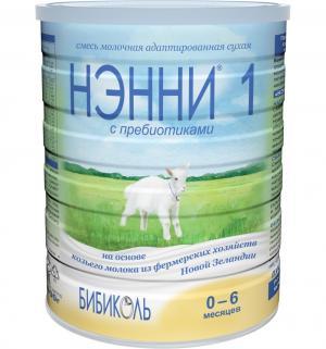 Заменитель молока  1 0-6 месяцев, 800 г Нэнни