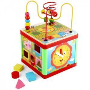Деревянная игрушка  Мультикуб 103964 Фабрика фантазий