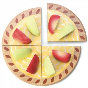 Деревянная игрушка  Игрушечная еда Яблочный пирог LeToyVan
