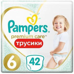 Трусики  Premium Care Pants 15+ кг, 42 шт Pampers