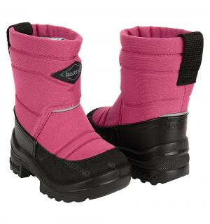 Сапоги  Putkivarsi Wool Cyclamen, цвет: розовый Kuoma
