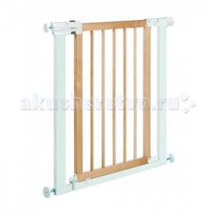 Ворота безопасности Easy Close Wood & Metal 73-80 см Safety 1st