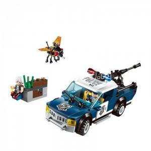 Police (186 деталей) Enlighten Brick