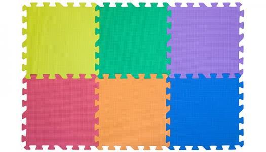 Игровой коврик  12 Симпл-12, толщина 10мм KB-049-6-NT10 FunKids