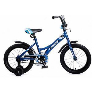 Двухколесный велосипед  Bingo 16 Navigator. Цвет: разноцветный