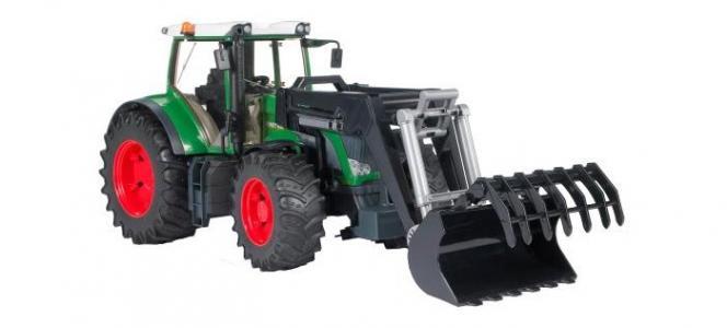 Трактор Fendt 936 Vario с погрузчиком Bruder