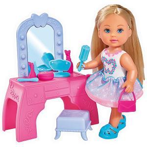 Набор с куклой  Еви туалетным столиком Simba
