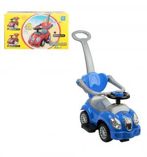 Каталка  Cute Car, цвет: синий BabyCare