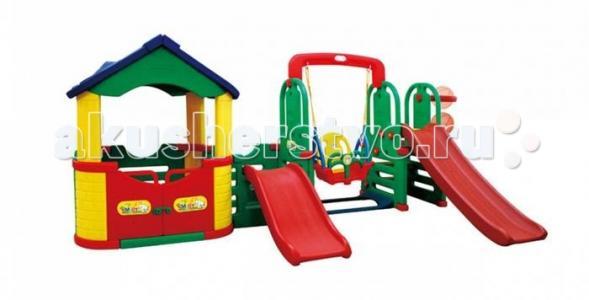 Игровой комплекс Smart Park JM-1004 Happy Box