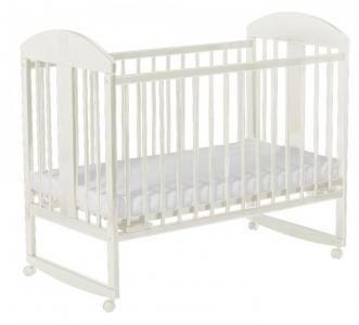 Детская кроватка  Мишка качалка Гном