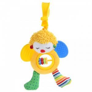 Подвесная игрушка  Гремелка с вибрацией Ёжик Ути Пути