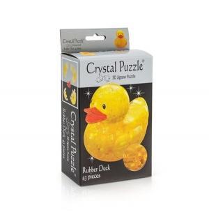 Головоломка 3D  Уточка желтая цвет: желтый Crystal Puzzle