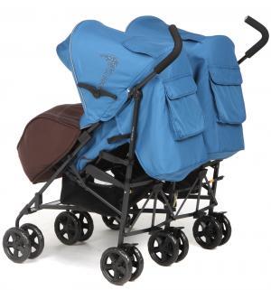 Коляска-трость  UrbanDuo A6670, цвет: синий Mobility One. Цвет: синий