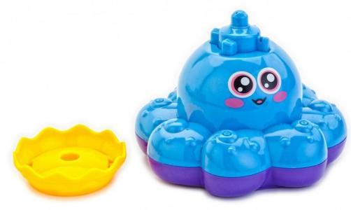 Игрушка детская для ванны Фонтан-осьминожка Bradex