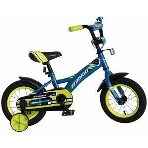 Двухколёсный велосипед  Bingo 12 Navigator. Цвет: atlantikblau