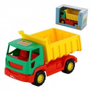 Агат автомобиль Самосвал в коробке Wader