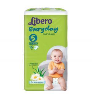 Подгузники  Everyday (11-25 кг) 16 шт. Libero
