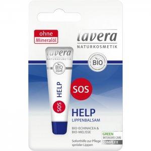 SOS-бальзам для губ Интенсивное восстановление Lavera