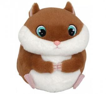 Интерактивная игрушка  Club Petz Funny Хомяк Bambam мягконабивной IMC toys