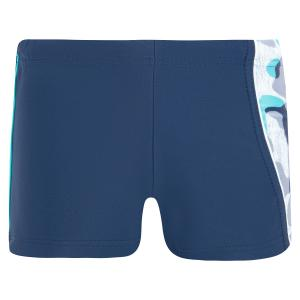 Плавки-Боксеры , цвет: синий Cornette