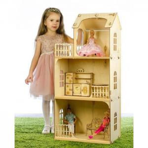 Кукольный дом Любава конструктор Теремок