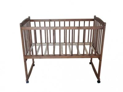 Детская кроватка  Беби 1 Разборная Массив