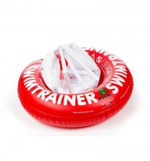 Надувной круг  Swimtrainer classic (красный) Freds Swim Academy