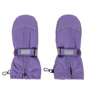 Варежки , цвет: фиолетовый Reike