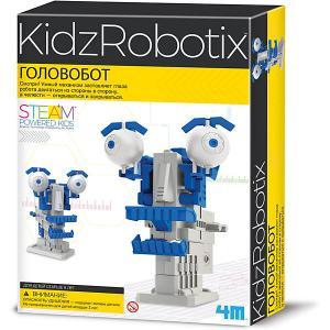 Набор для робототехники  KidxRobotix Головобот 4M