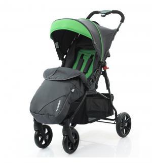 Прогулочная коляска  Treviso 4, цвет: anthracite/grass FD-Design