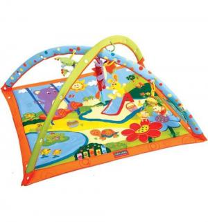 Развивающий коврик  Солнечный денёк 80 x 86 см Tiny Love