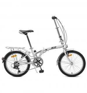 Велосипед  Eco, цвет: белый Top Gear