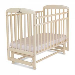 Детская кроватка  Милана маятник поперечный СКВ Компани