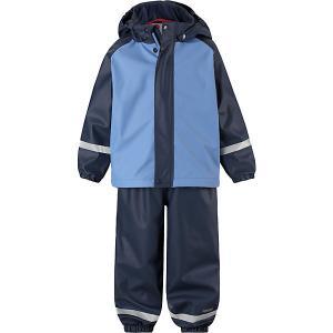 Комплект  Joki: куртка и полукомбинезон Reima. Цвет: синий