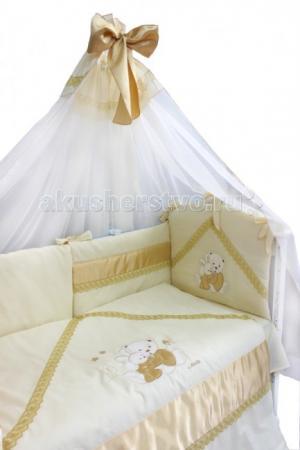 Комплект в кроватку  Венето (7 предметов) Labeille