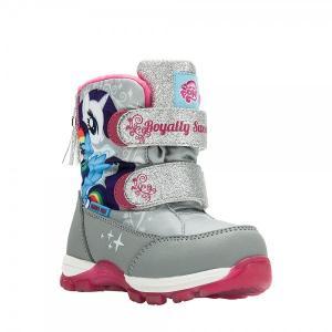 Ботинки Kakadu My Little Pony, цвет: серый Какаду